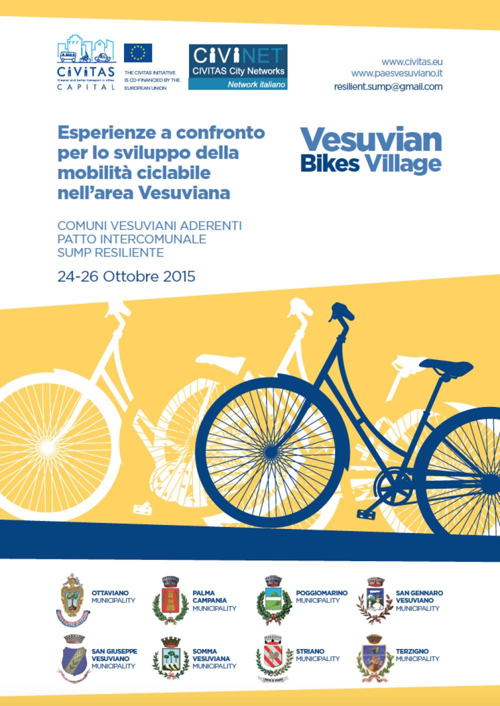 Vesuvian Bikes Village