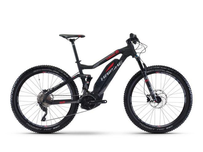 SDURO FullSeven 7.0 500Wh 20v XT 17 HB YXC nero:rosso:titanio opaco