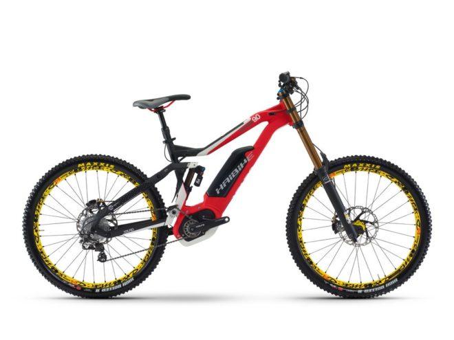 XDURO DWNHLL 9.0 500Wh 10v Saint 17 HB BCXP nero:rosso:bianco opaco